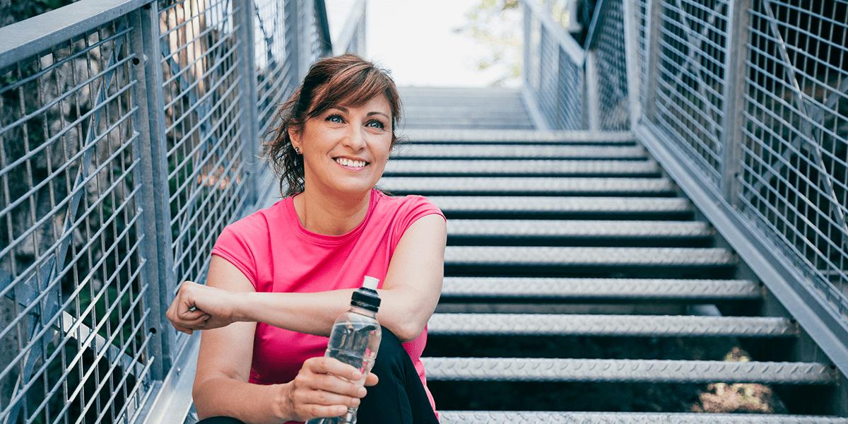 4 sport in menopausa
