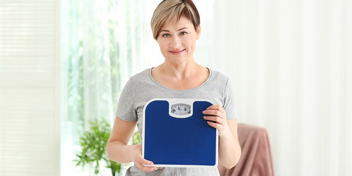 come aumentare il peso per le femmine