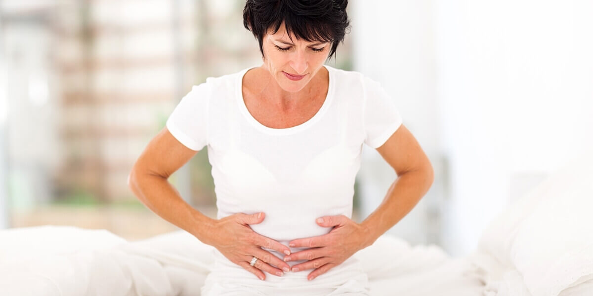 Menopausa e gonfiore addominale