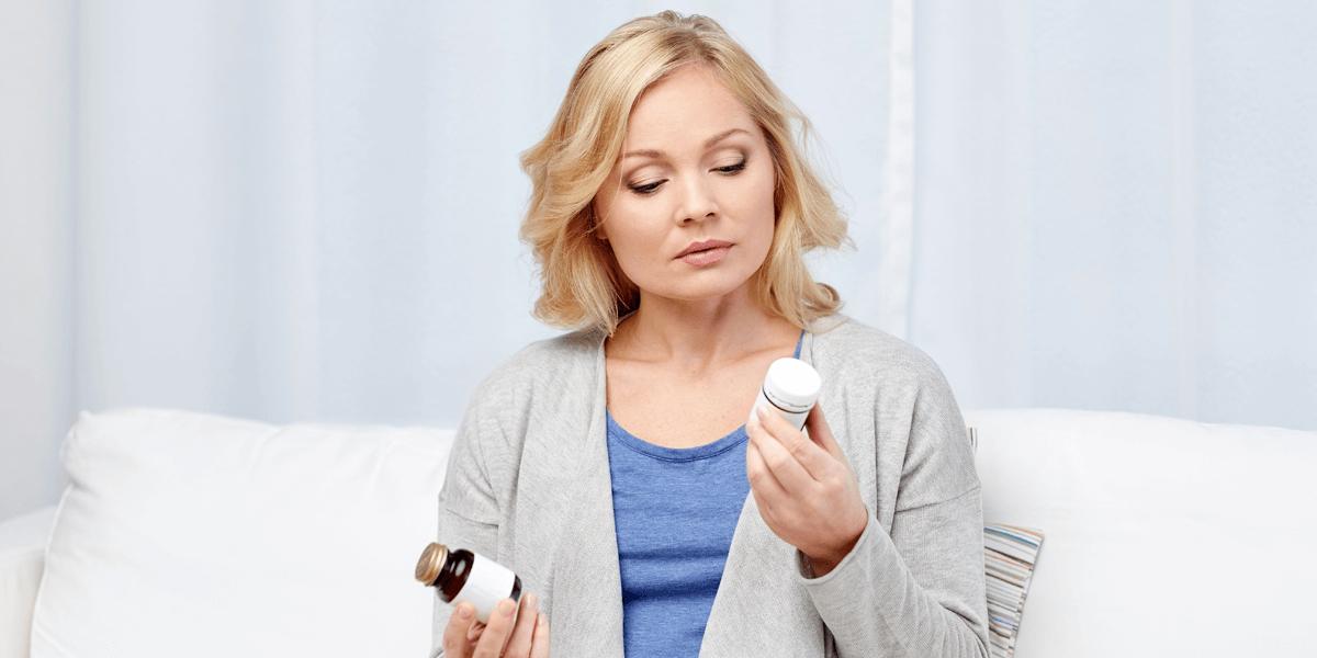 TOS - Terapia Ormonale Sostitutiva in menopausa