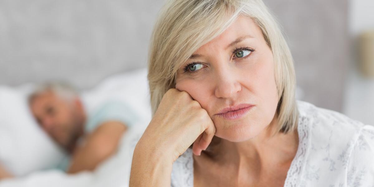 Dolore durante i rapporti sessuali in menopausa