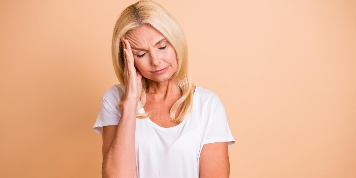 Nausea e vertigini in menopausa
