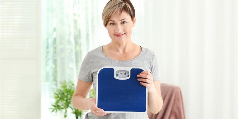 Menopausa e aumento del peso sono un problema?