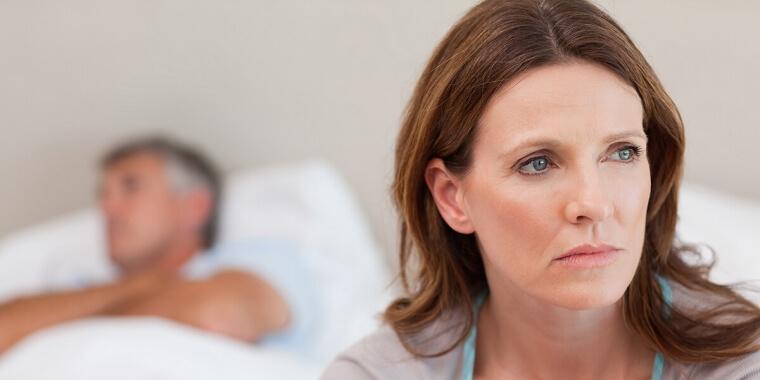 Calo della libido in menopausa: perché accade?