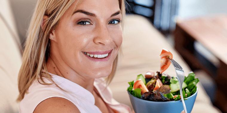 Dieta in menopausa: un modo di mangiare tutto nuovo