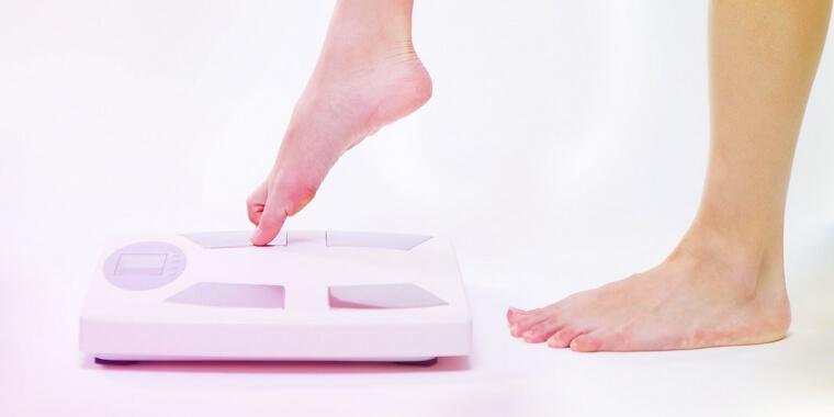Contrastare l'aumento di peso in menopausa si può!
