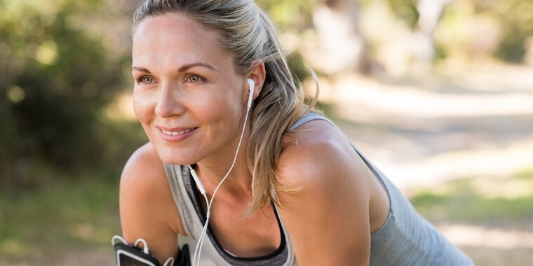 Lo sport contro i disturbi della menopausa