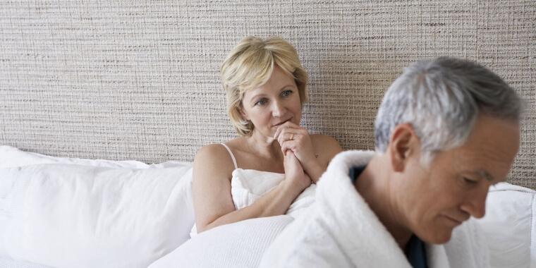 Secchezza intima in menopausa