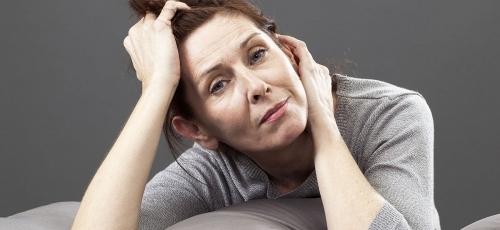 piacere femminile in menopausa