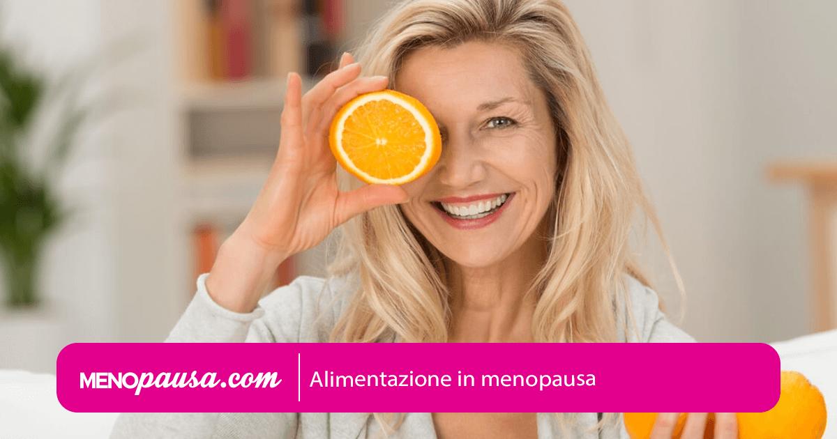 Diete Per Perdere Peso In Menopausa : Alimentazione in menopausa diete ricette e consigli
